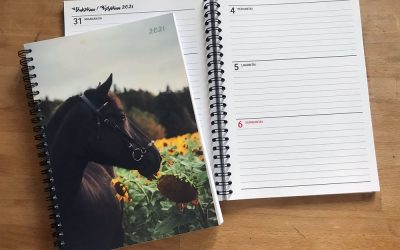 Kauran Kalenterikirja 2022